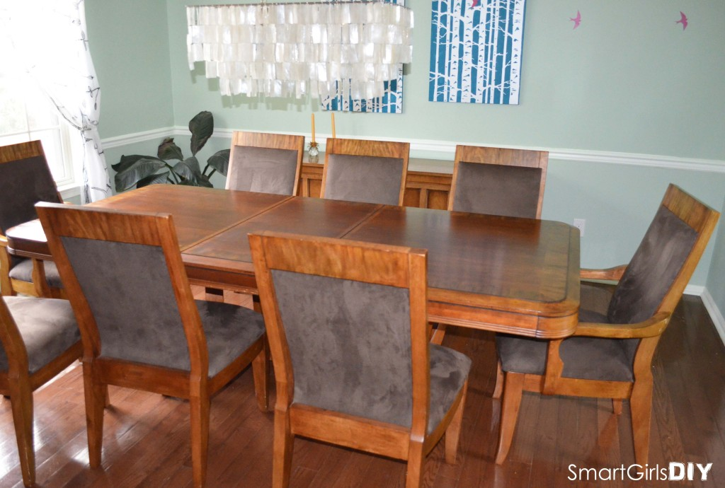 New Dining Table + Chairs