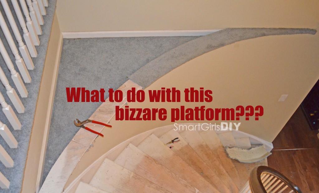 Staircase 2: Bizarre Platform Fix (Part 1)
