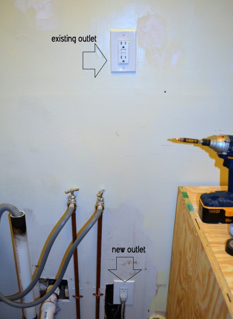 Wallpaper tips - take care of outlet placement before you wallpaper