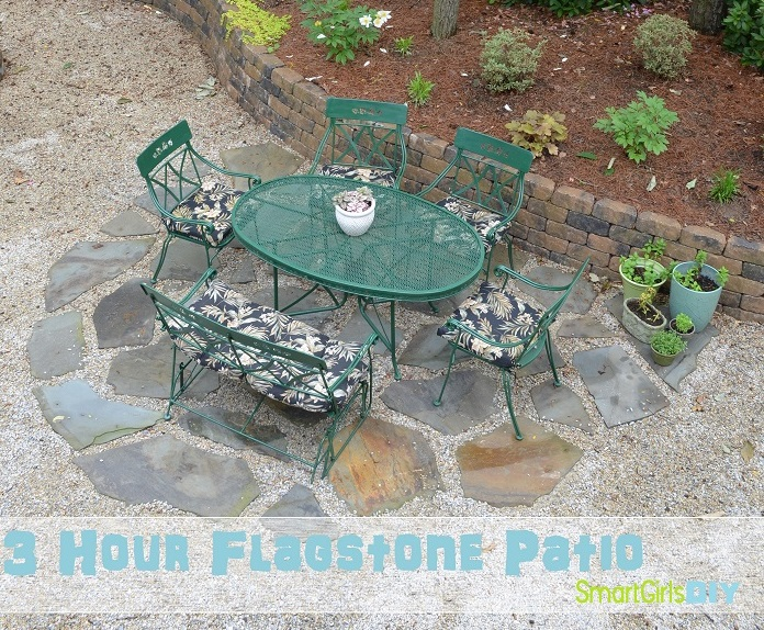 Hour Flagstone Patio