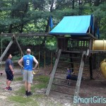How {Not} to Buy and Move a Used Swing Set