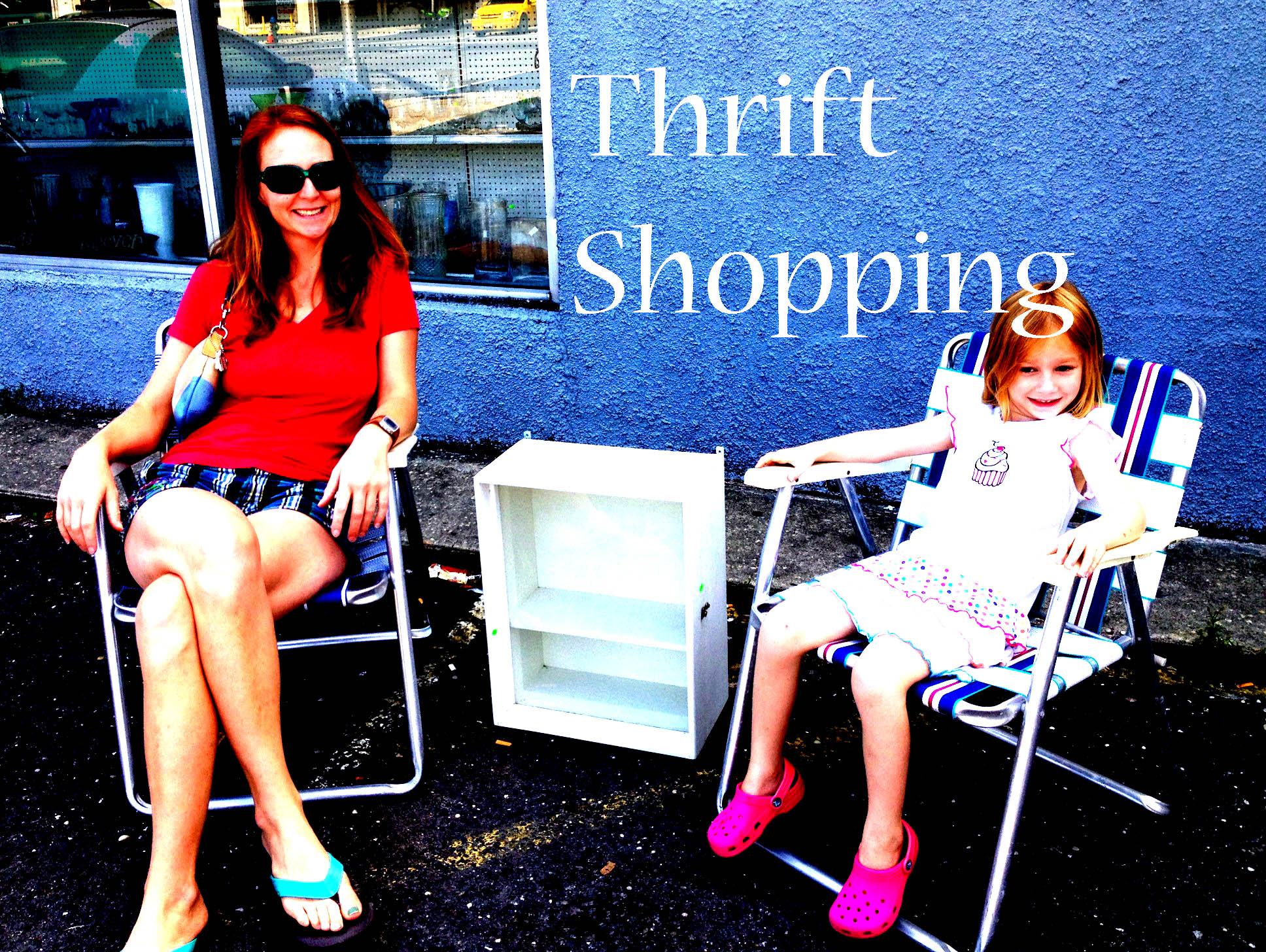 Thrift Shopping at the Shore