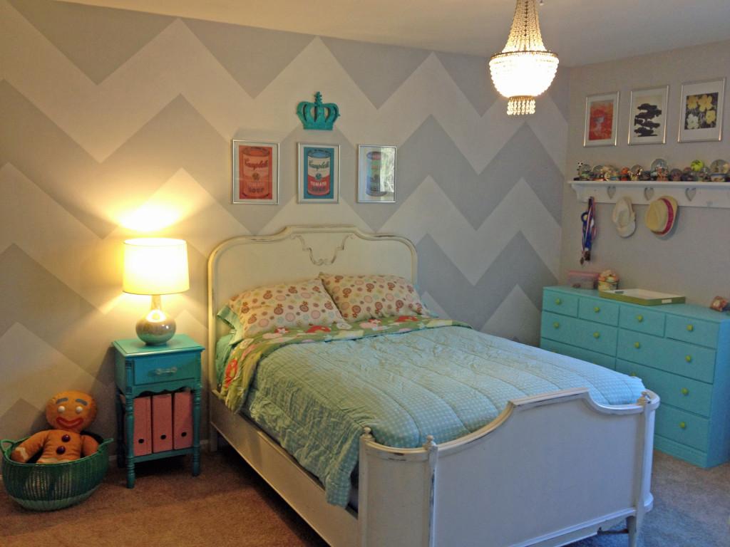 Bedroom Reveal