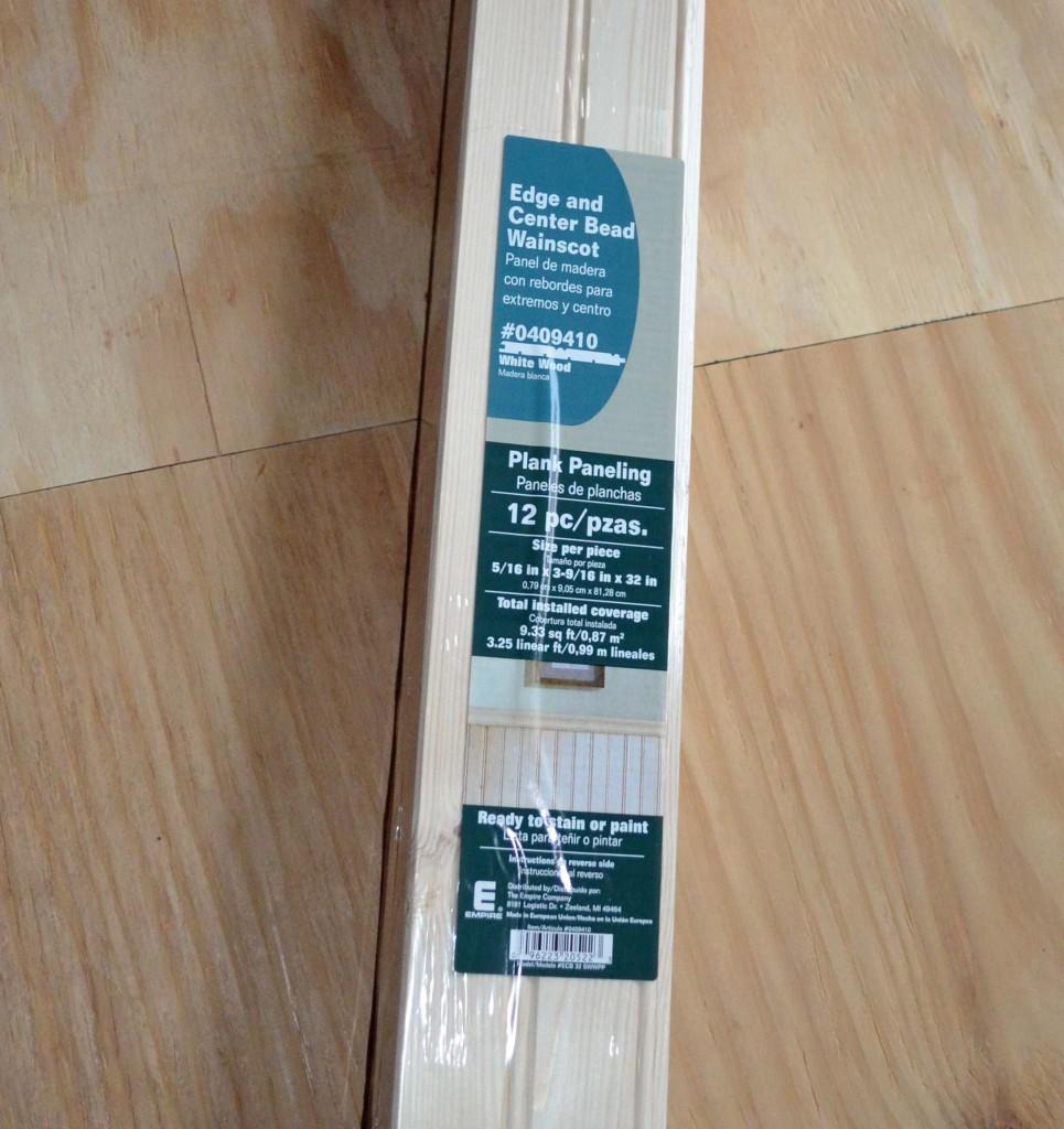 Cedar Plank Paneling