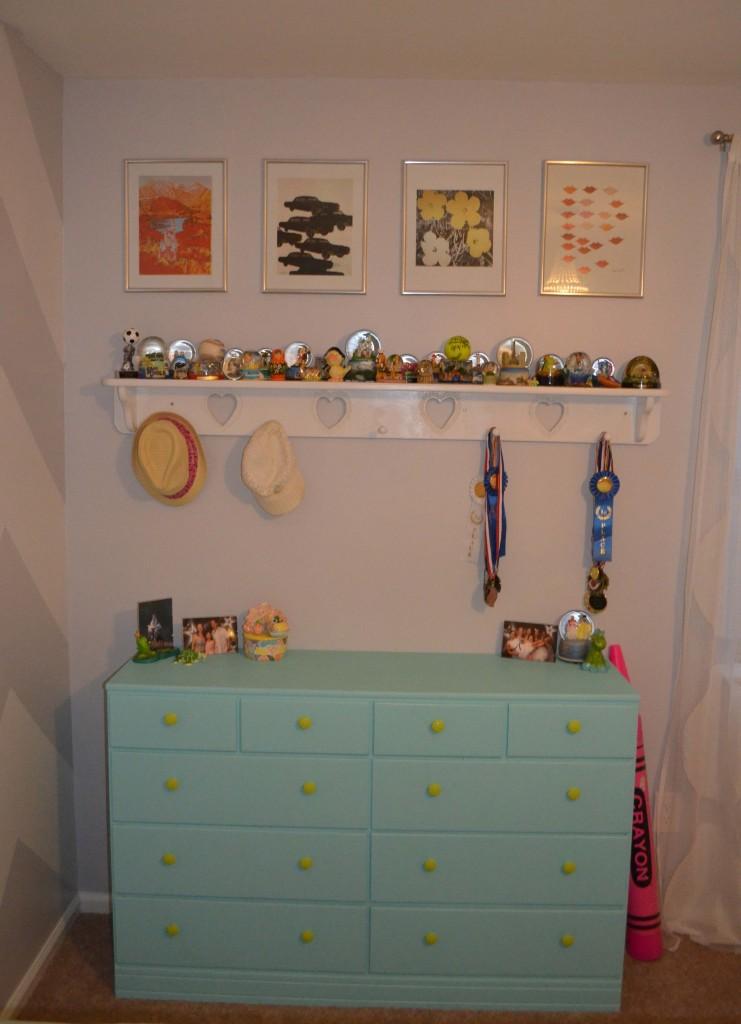 Craigslist Turquoise Dresser