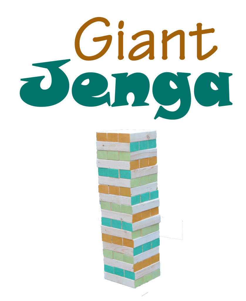 Giant Jenga