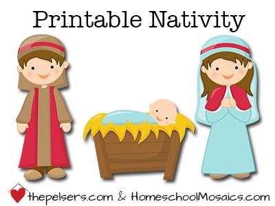 Printable-Nativity