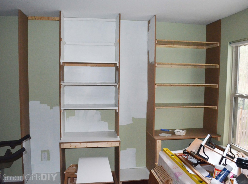 Progress on the built-ins