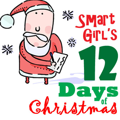 Smart Girl's 12 Days of Christmas
