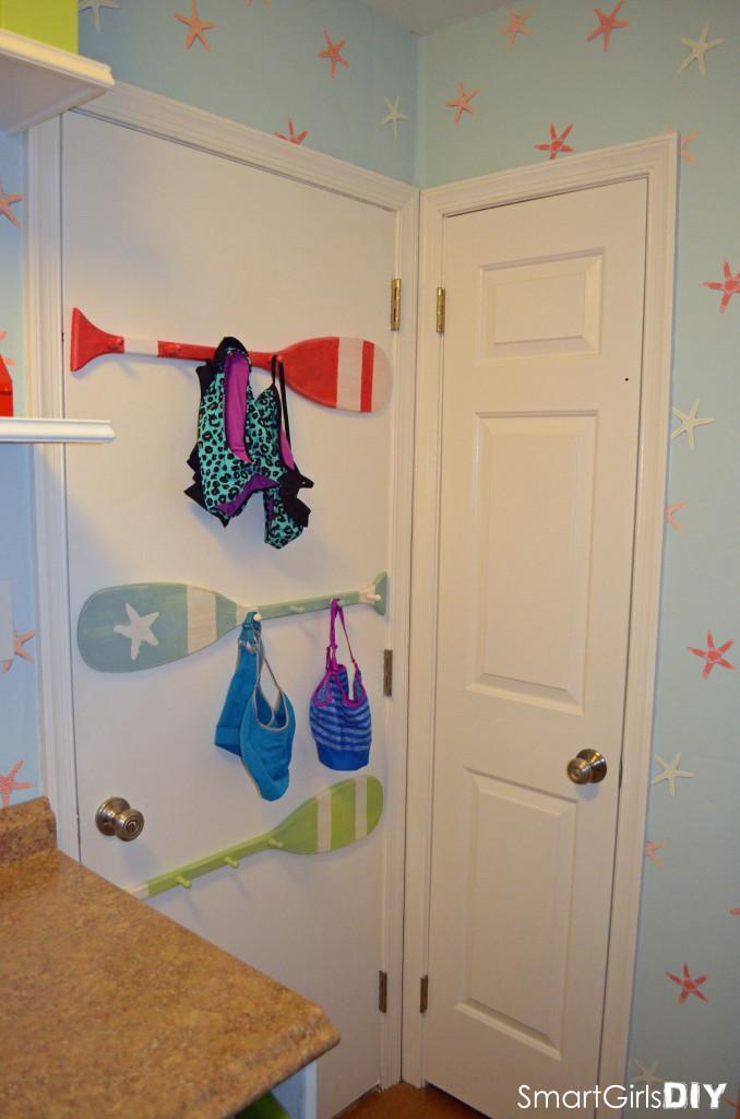 Dry rack alternative for the laundry room