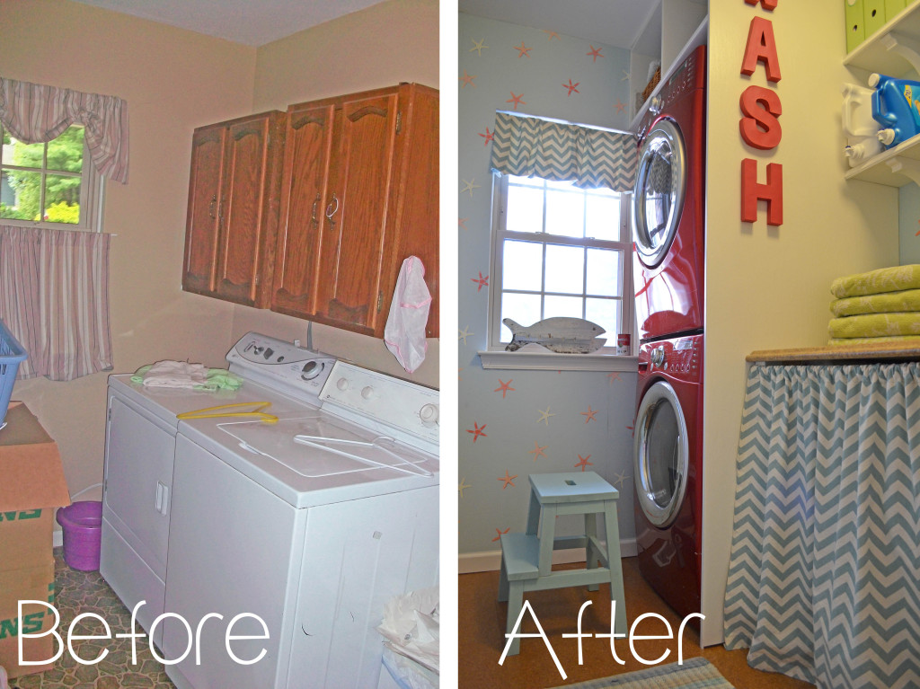 Laundry room makeover 8 the final reveal solutioingenieria Images