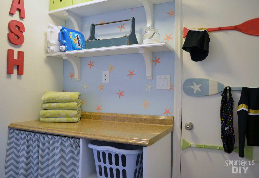Laundry room renovation inspiration