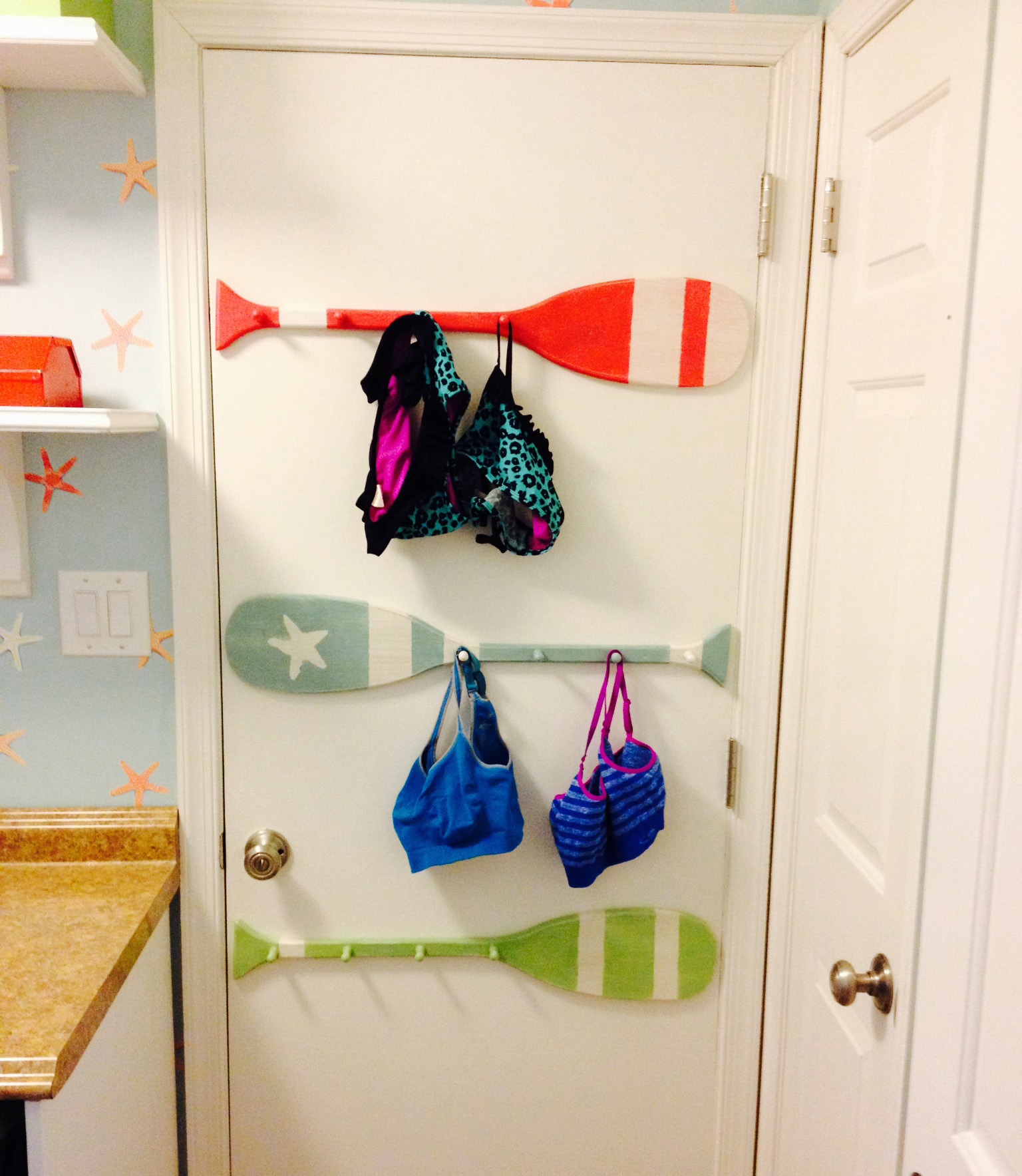 Laundry Room 7: Paddles to Dry my Laundry