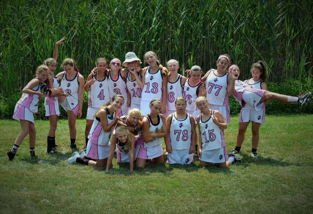 Lacrosse travel team last tournament