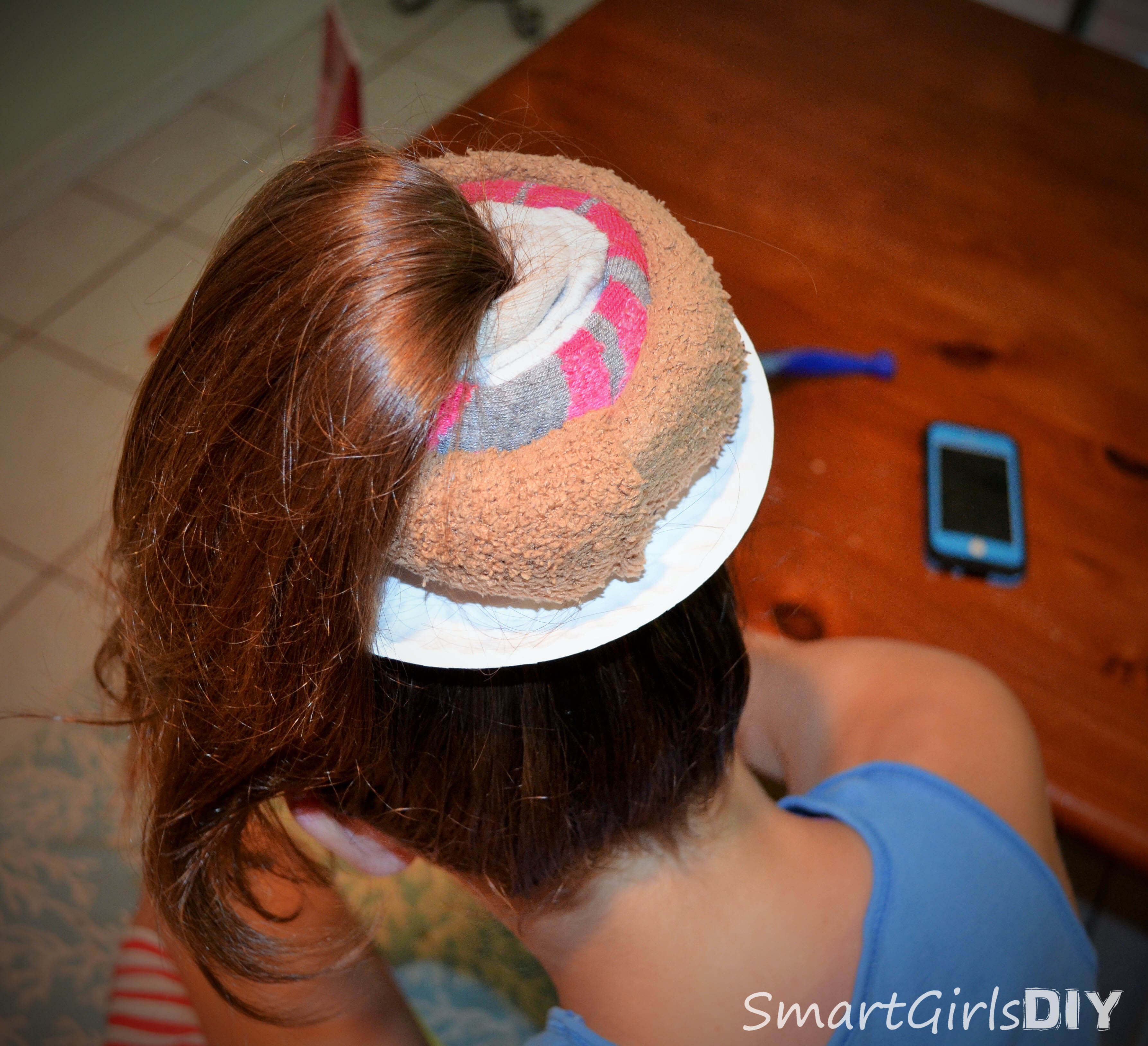 Easy Crazy Hair Ideas For Kids