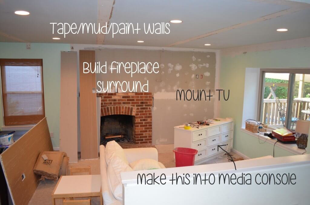 to do in family room