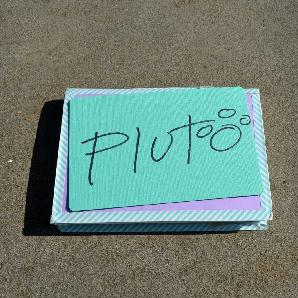 Pluto 's Autograph - DIY Disney Autograph Book