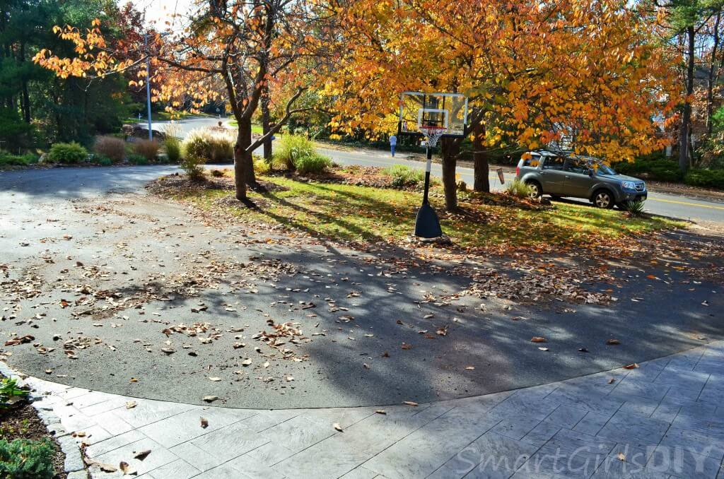 Sealing my asphalt driveway in November