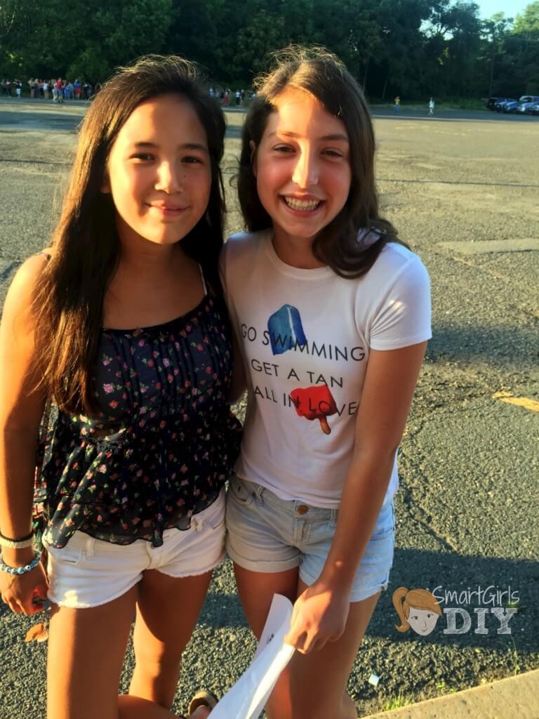 Summer concert night