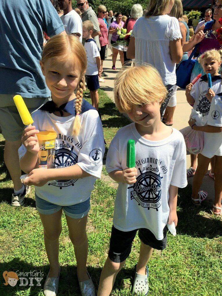 Summer show for kids in Ocean Grove