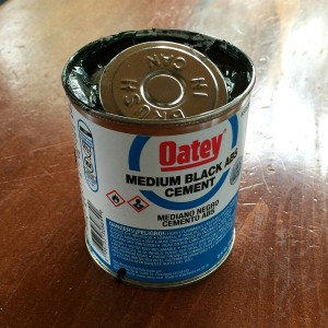 Oatey ABS cement