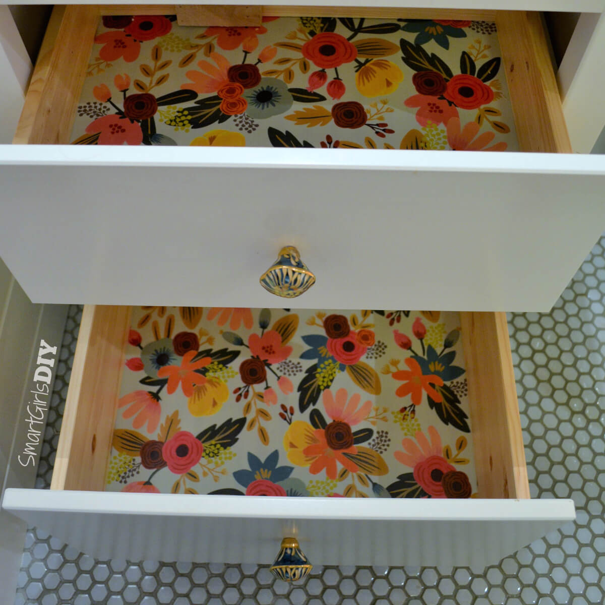 Make Your Own Drawer Liner – Quick Tip Tuesday