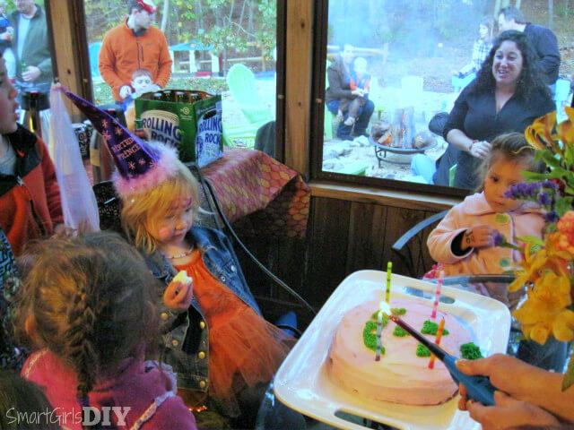 Halloween birthday 2011