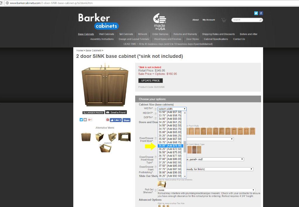 sink-base-cabinet-width-selection-barker-cabinets