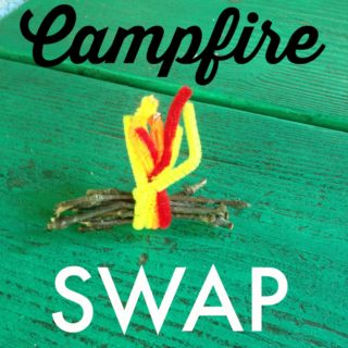 Girl Scout Campfire SWAPS