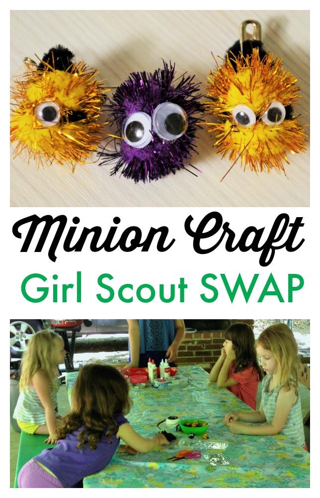 minion-craft-girl-scout-swap