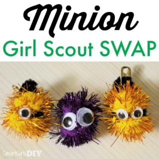 Girl Scout SWAPS: Minion Craft