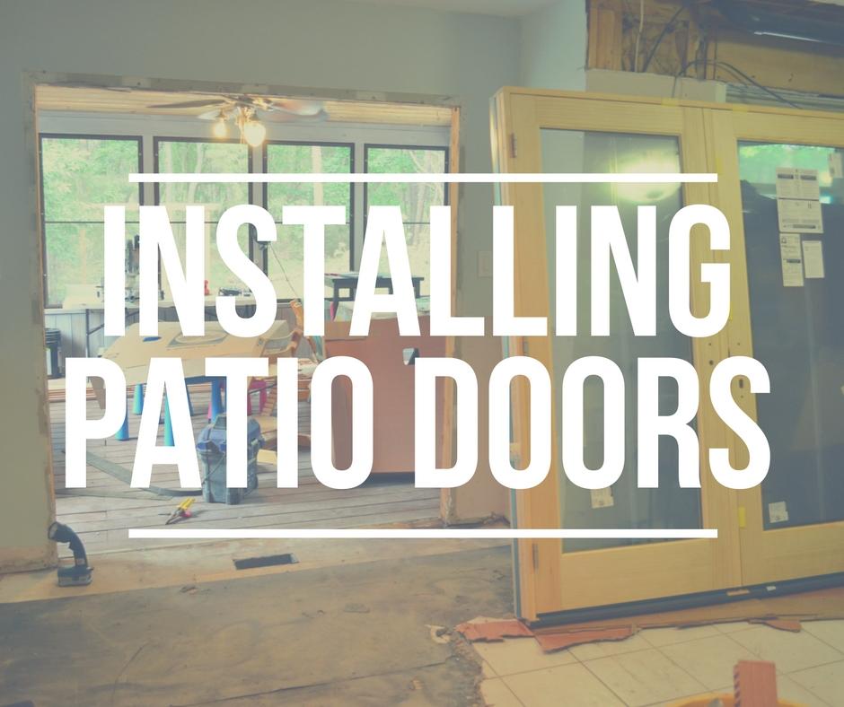smart-girls-diy-kitchen-reno-installing-patio-doors